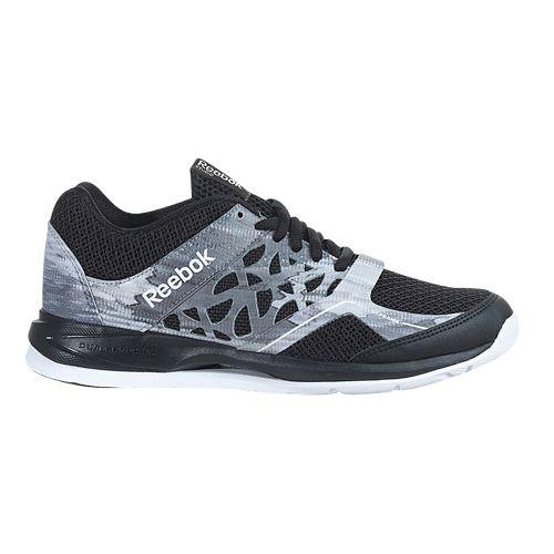 Womens Reebok Studio Choice 2.0 Cross Training Shoe - Black 6