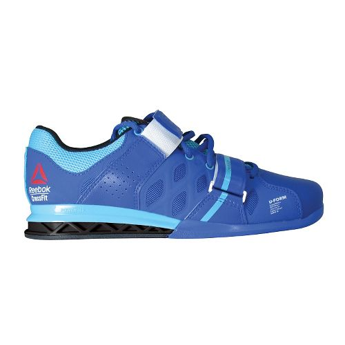 Womens Reebok CrossFit Lifter Plus 2.0 Cross Training Shoe - Blue 8.5