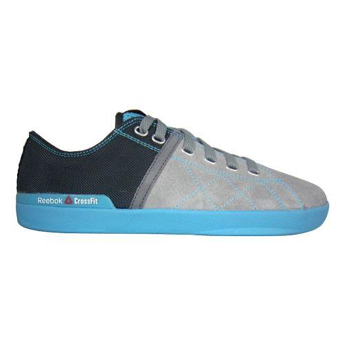 Mens Reebok CrossFit Lite LO TR Cross Training Shoe - Grey/Blue 10
