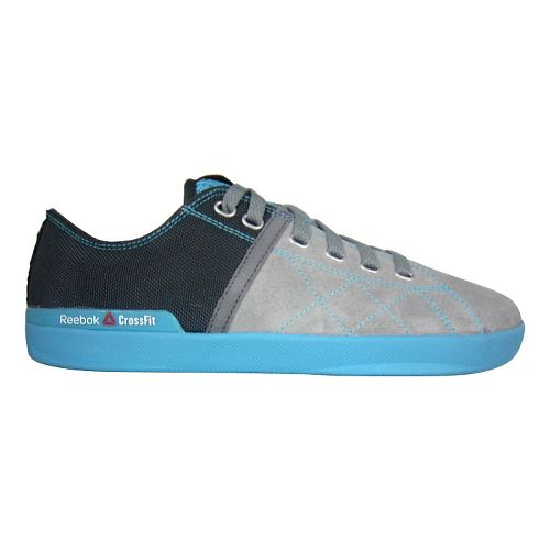 Mens Reebok CrossFit Lite LO TR Cross Training Shoe - Grey/Blue 8