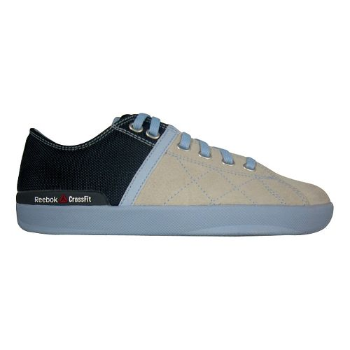 Womens Reebok CrossFit Lite LO TR Cross Training Shoe - Grey/Blue 8.5