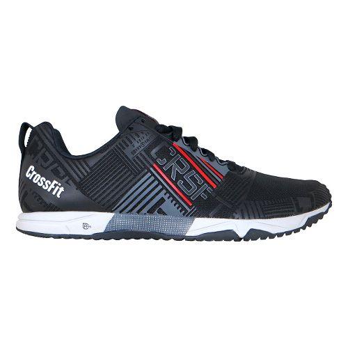 Mens Reebok CrossFit Sprint 2.0 Cross Training Shoe - Black 11.5