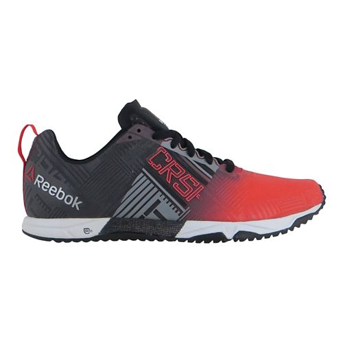 Womens Reebok CrossFit Sprint 2.0 Cross Training Shoe - Black/Cherry 8