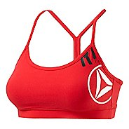 Womens Reebok CrossFit Skinny Racer Back Sports Bra