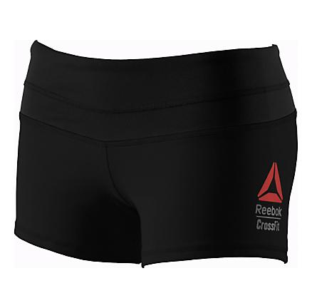 "Womens Reebok CrossFit 2"" Hot Fitted Shorts"