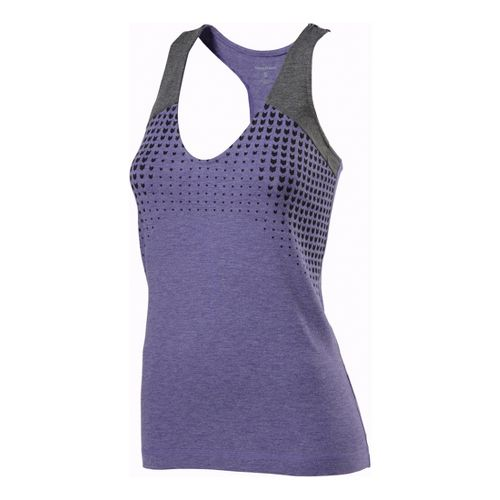 Womens Reebok CrossFit Performance Tank Technical Tops - Violet M