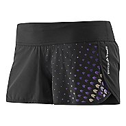 Womens Reebok CrossFit Endurance Lined Shorts