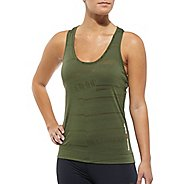 Womens Reebok CrossFit Elite Fitness Tank Tanks Technical Tops