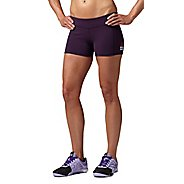 Womens Reebok CrossFit Chase Bootie Fitted Shorts