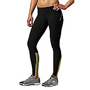 Womens Reebok CrossFit Compression Fitted Tights