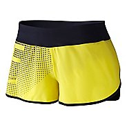 Womens Reebok CrossFit Games Knit Woven Lined Shorts
