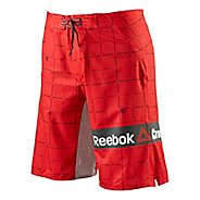 Mens Reebok CrossFit Bonded Board Short Unlined Shorts