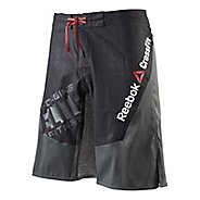 Mens Reebok CrossFit Canvas Board Unlined Shorts