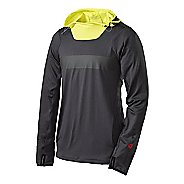 Mens Reebok CrossFit Pullover Performance Hoody Long Sleeve No Zip Technical Tops