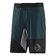 Mens Reebok CrossFit Cordura Board Unlined Shorts