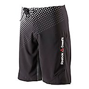Mens Reebok CrossFit Bonded Board Unlined Shorts