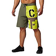 Mens Reebok CrossFit Bonded Gusset Graphic Unlined Shorts