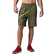 Mens Reebok CrossFit Knit Speedwick Unlined Shorts