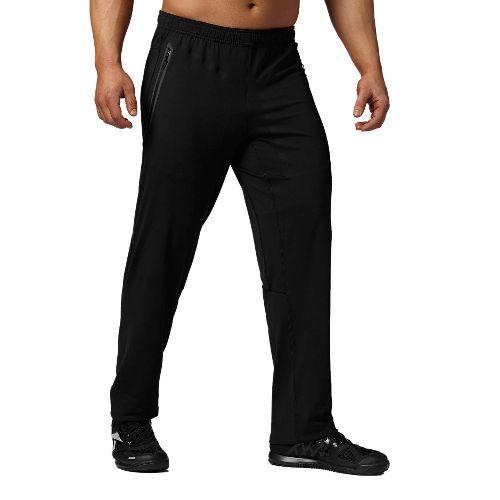 Mens Reebok CrossFit Track Warm-Up Pants - Black M