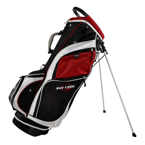 Ray Cook Golf RCS1 Stand Bags - Red