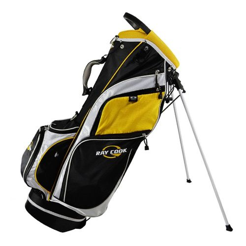 Ray Cook Golf RCS1 Stand Bags - Yellow