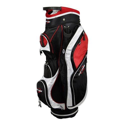 Ray Cook Golf RCC1 Cart Bags - Red