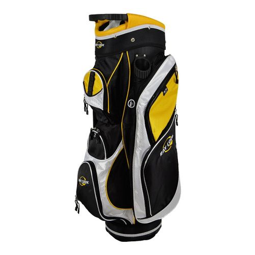 Ray Cook Golf RCC1 Cart Bags - Yellow