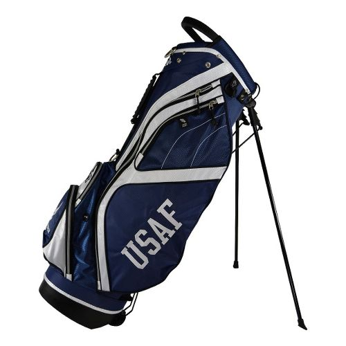 Ray Cook Golf Air Force Stand Bags - Blue