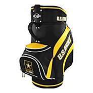 Ray Cook Golf Army Den Caddy Bags