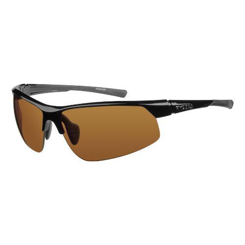 Ryders Saber Sunglasses - Black/Brown