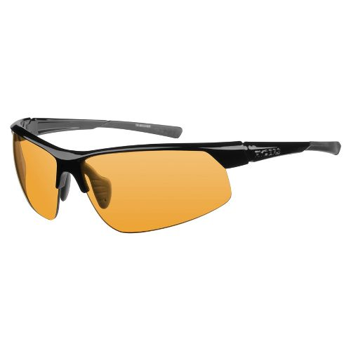 Ryders Saber Sunglasses - Black/Orange