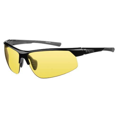 Ryders Saber Sunglasses - Black/Yellow