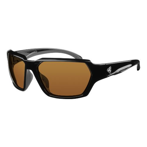 Ryders Face Sunglasses - Black/Brown