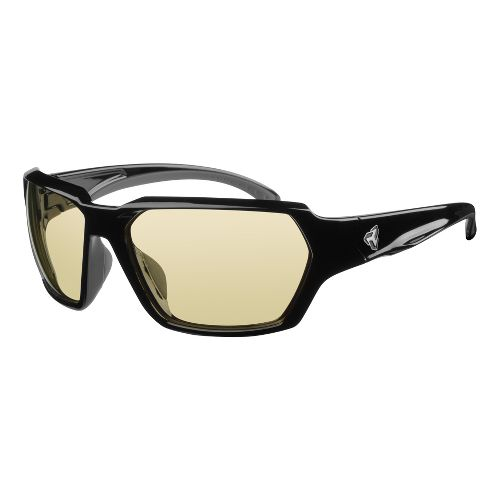 Ryders Face Sunglasses - Black/Yellow