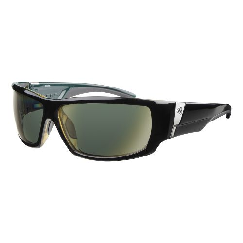 Ryders Bison Sunglasses - Black/Green