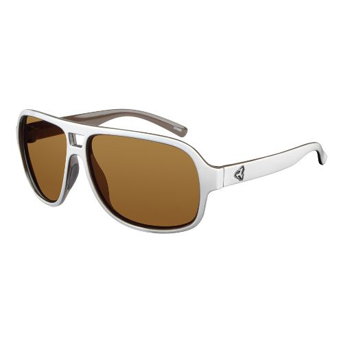 Mens Ryders Pint Sunglasses - White/Brown