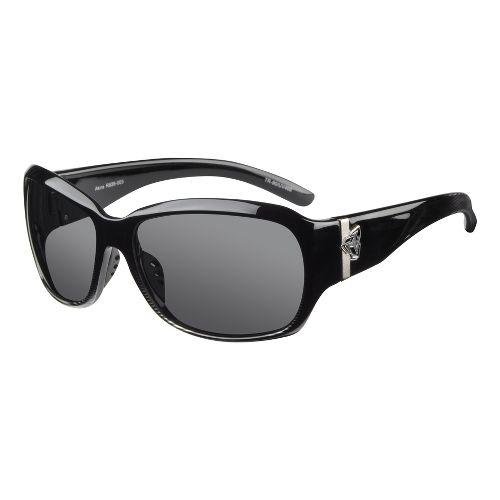 Womens Ryders Akira Sunglasses - Black/Grey