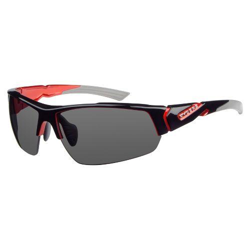 Mens Ryders Strider Sunglasses - Black/Red