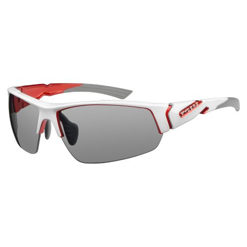 Mens Ryders Strider Sunglasses - White/Red