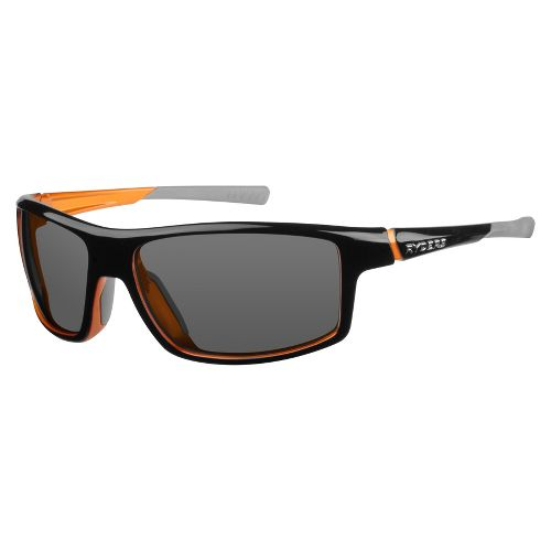 Mens Ryders Strike Sunglasses - Black/Grey