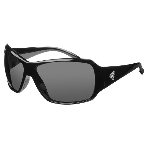 Ryders Caribou Sunglasses - Black/Grey