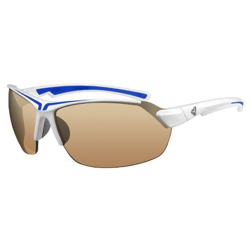 Mens Ryders Binder Sunglasses - White/Blue