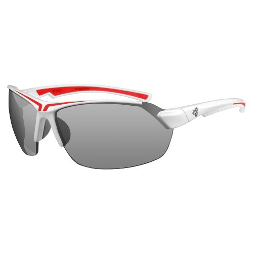 Mens Ryders Binder Sunglasses - White/Red