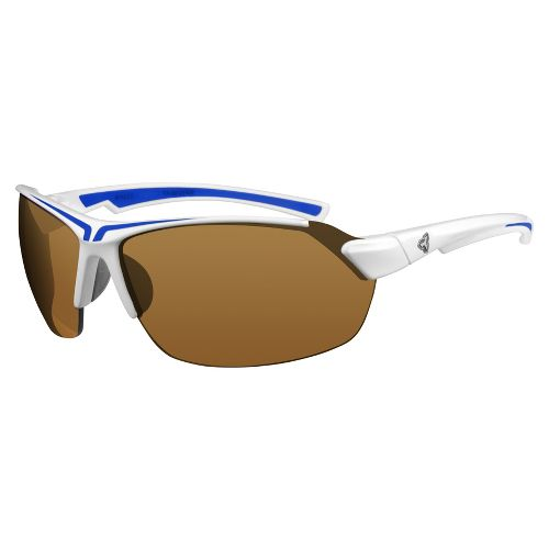 Mens Ryders Binder Sunglasses - White/Blue