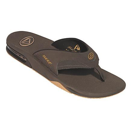 Mens Reef Fanning Sandals Shoe
