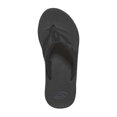 Mens Reef Phantoms Sandals Shoe - Black 8