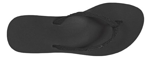 Womens Reef Ginger Sandals Shoe - Black 6