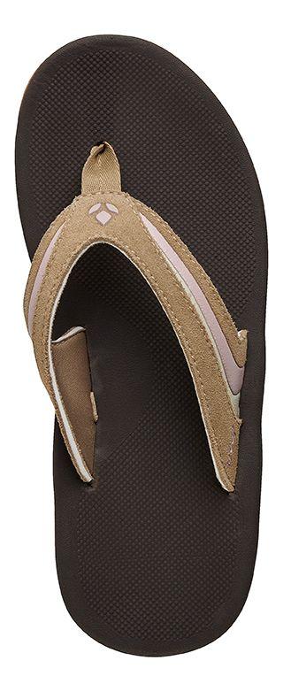 Reef Leather Slap 3 Sandals
