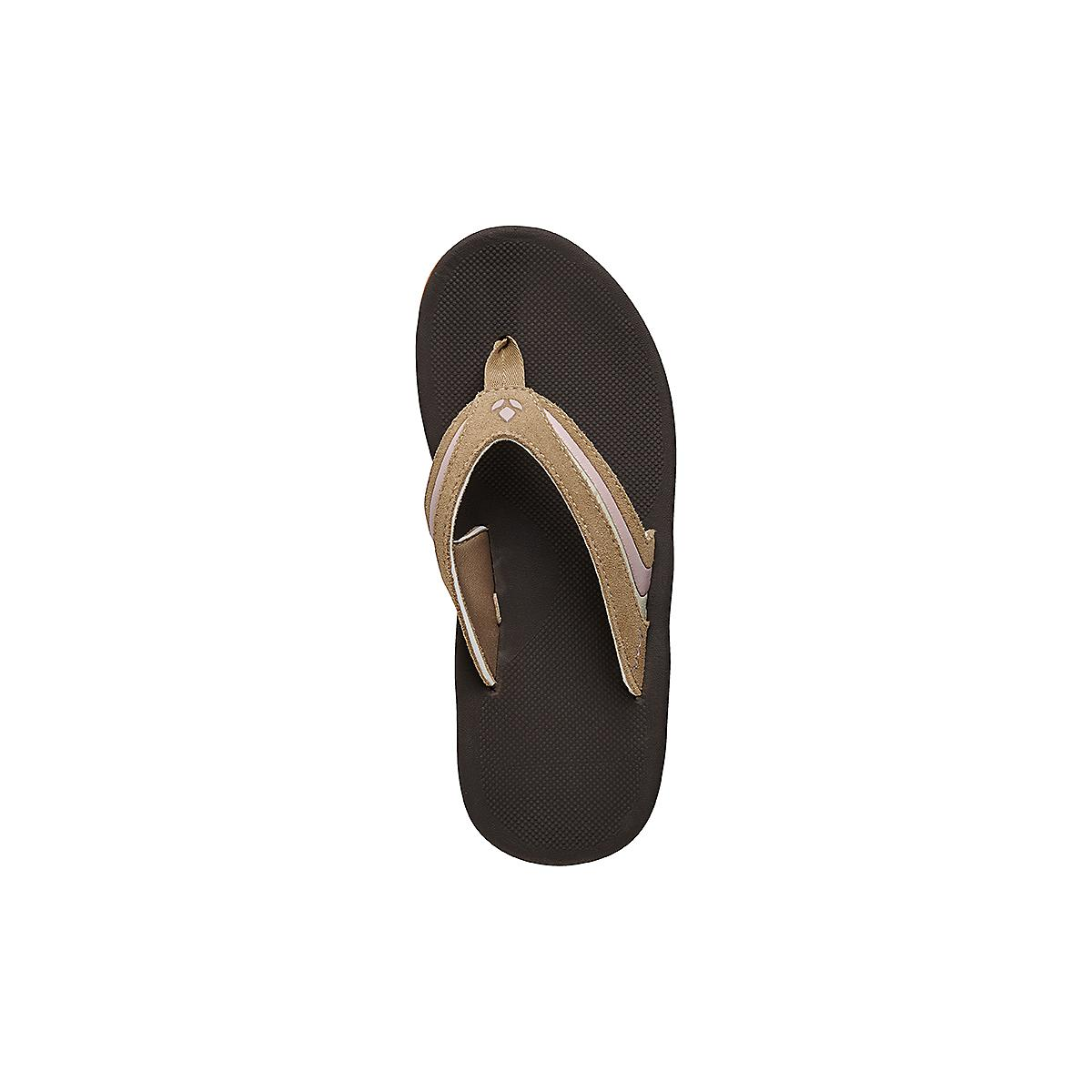 Women's Reef�Leather Slap 3