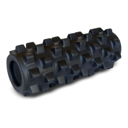 RumbleRoller Extra Firm Compact Injury Recovery - Black